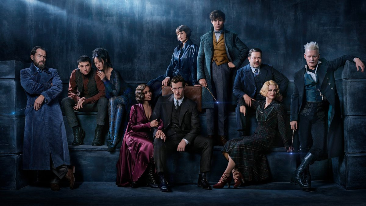 Review: Fantastic Beasts: The Crimes of Grindelwald (2018)