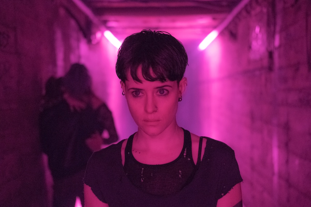 Review: The Girl in the Spider's Web (2018)