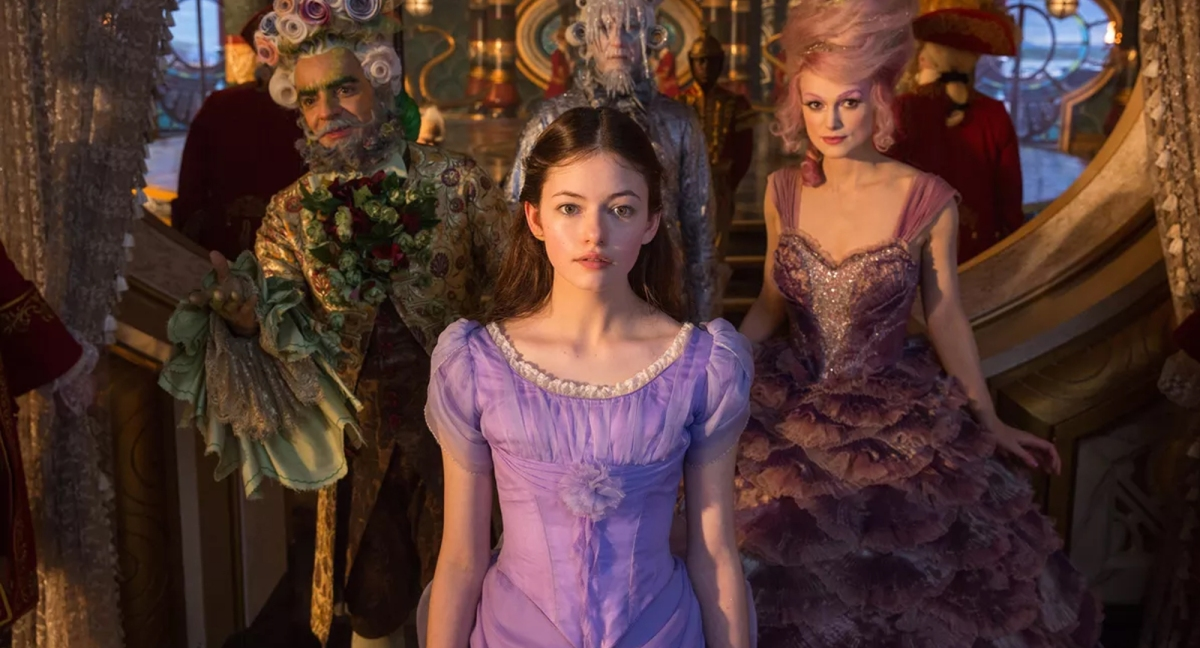Review: The Nutcracker and the Four Realms (2018)