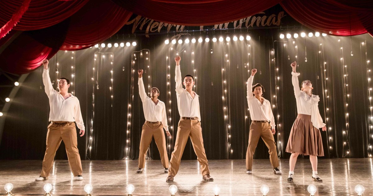 Review: Swing Kids (2018)
