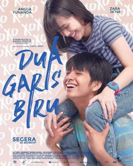 dua-garis-biru-film-indonesia-Zara-JKT48-Angga-Yunanda-movie-poster