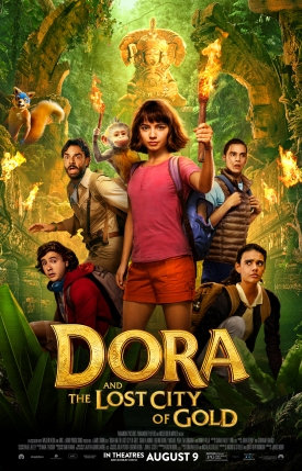 dora-and-the-lost-city-of-gold-isabela-moner-movie-poster