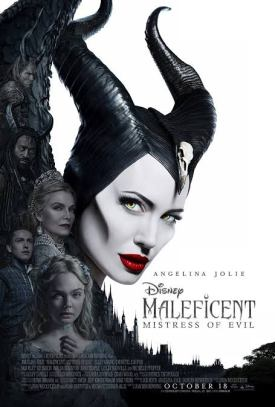 maleficent-mistress-of-evil-elle-fanning-angelina-jolie-sam-riley-movie-poster