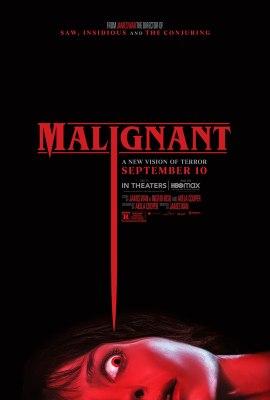 malignant-james-wan-annabelle-wallis-movie-poster