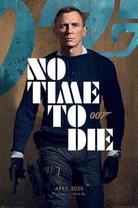 no-time-to-die-james-bond-daniel-craig-movie-poster